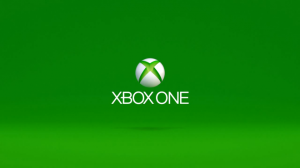 Xbox One splash screen